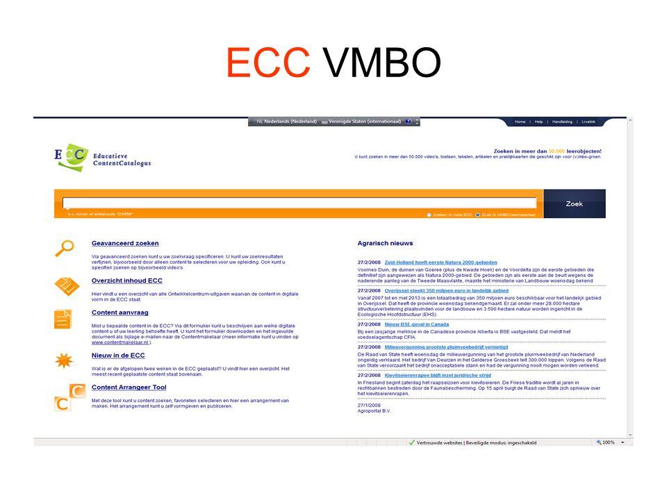 ECC VMBO