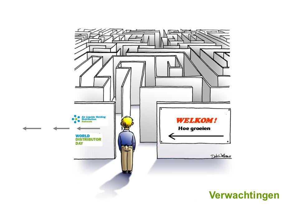 VANDAAG >De beste distributeurs uit 50 landen zijn samen om een nieuw hoofdstuk in de Welding Industrial Distribution te starten > 700 personen in 17 plaatsen over de hele wereld Bekijk video