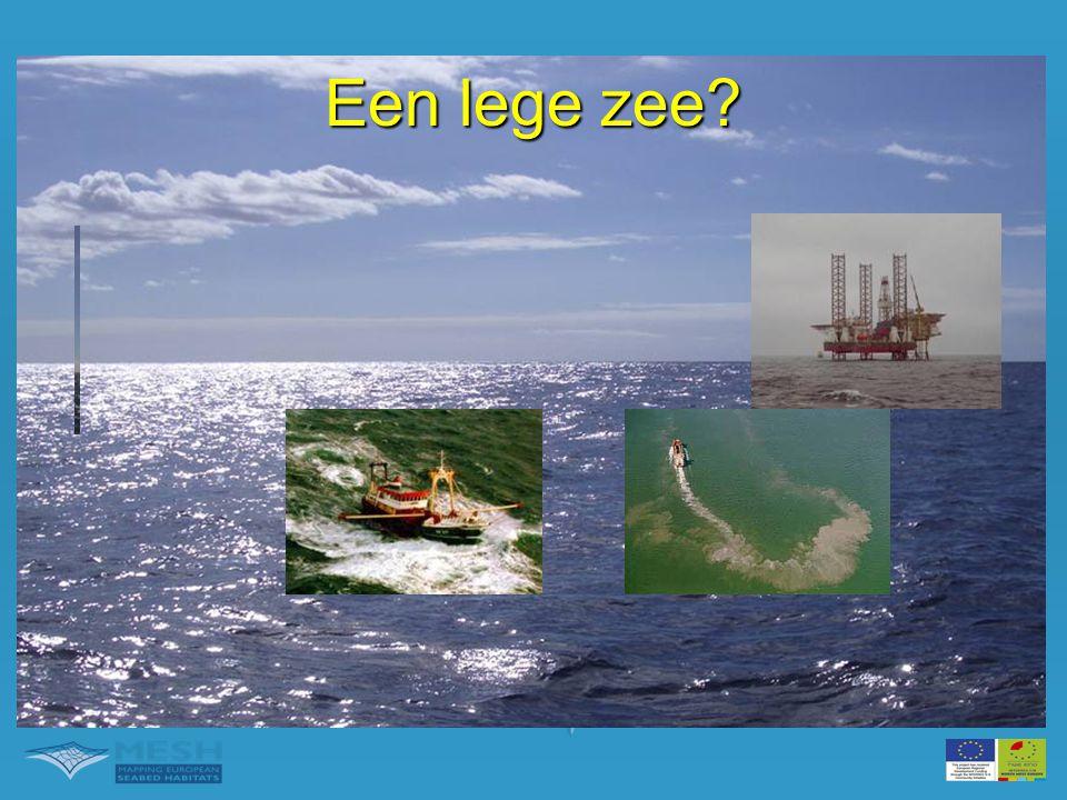 Voorbeeld Gebruik Ruimtelijke ordening •Offshore wind energie •Zandwinning Wat is waar verantwoord?
