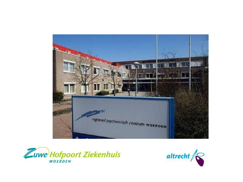 Start Post Partum Unit Rpc Woerden Alex de Ridder, psychiater/medisch manager Ziekenhuispsychiatrie in beweging 22-04-'05