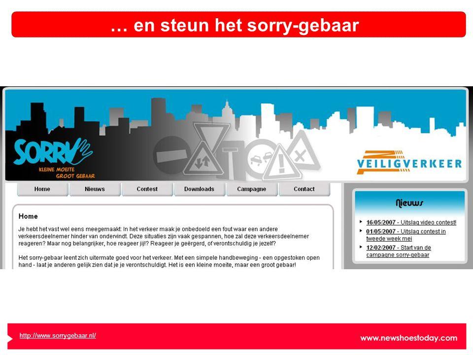http://www.sorrygebaar.nl/ … en steun het sorry-gebaar