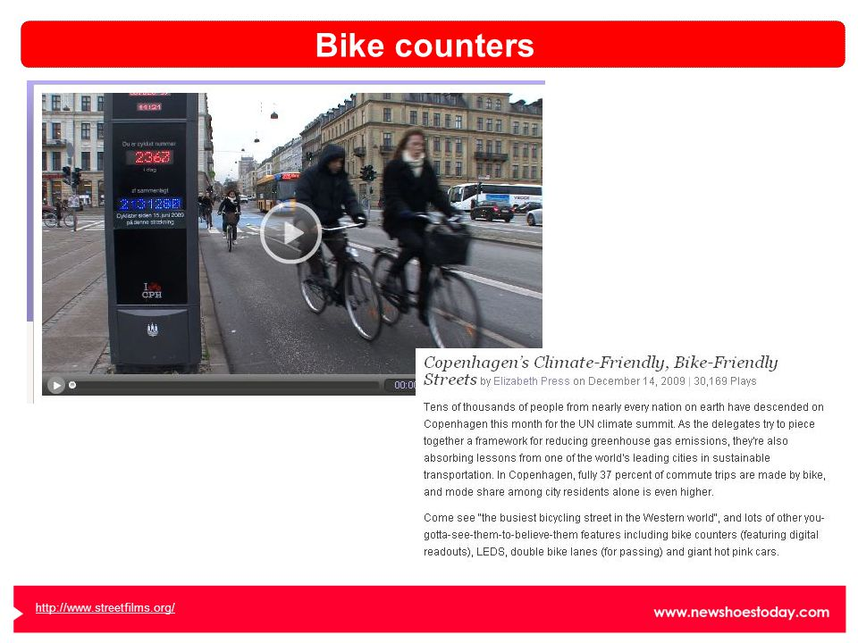 http://www.streetfilms.org/ Bike counters