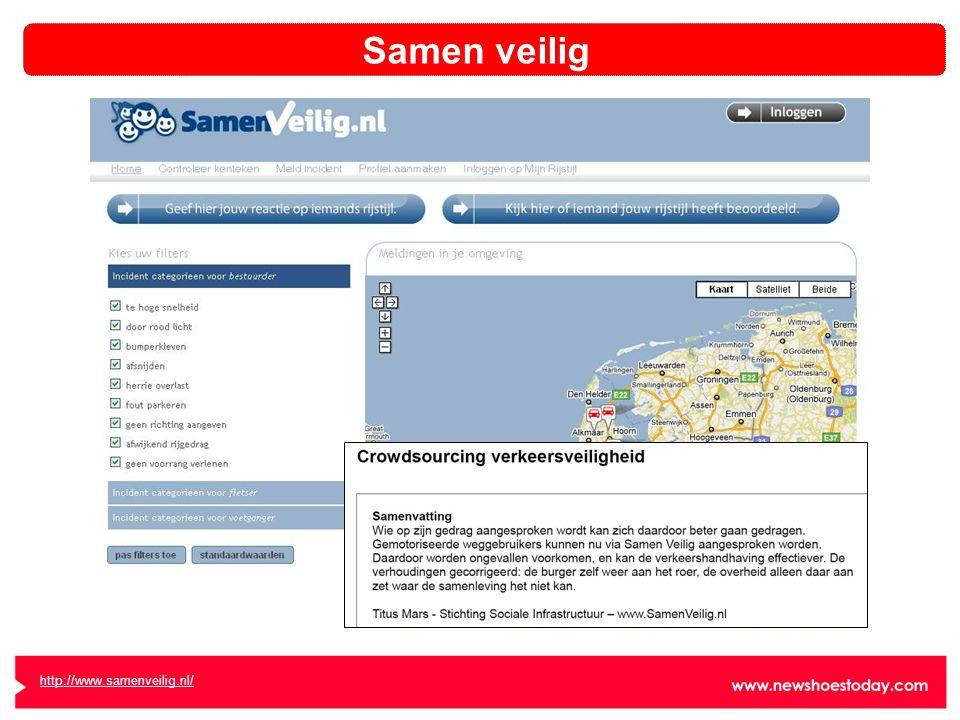 http://www.samenveilig.nl/ Samen veilig