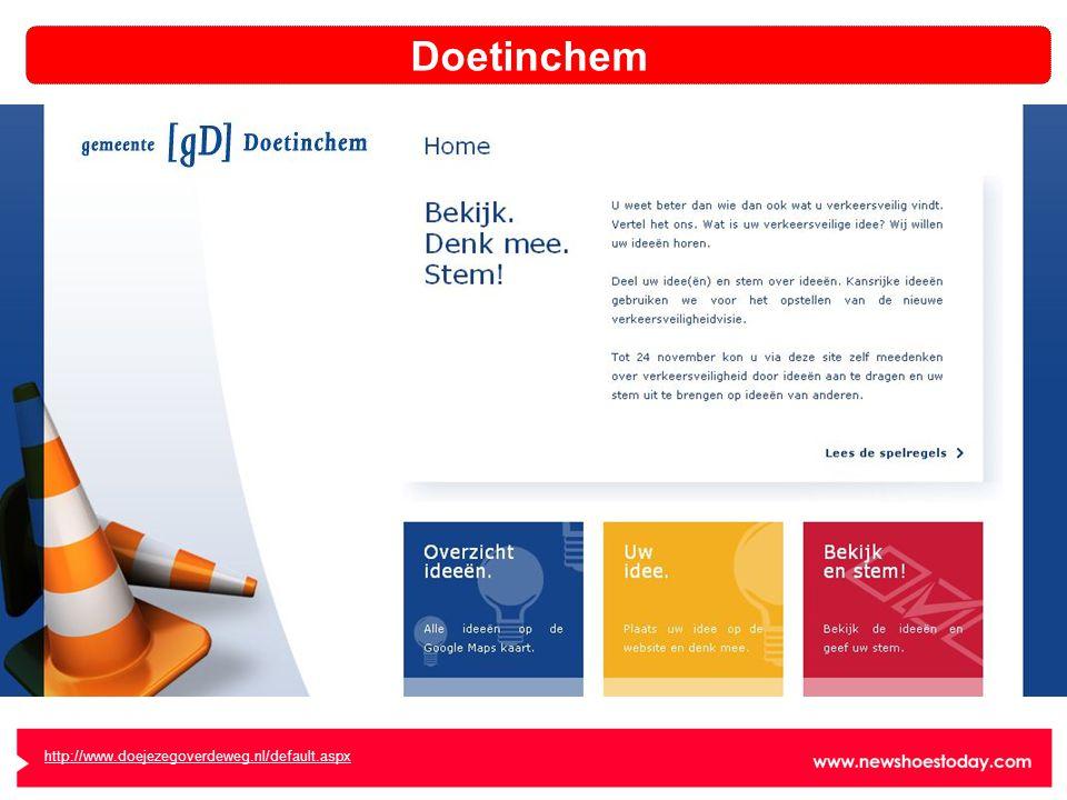 http://www.doejezegoverdeweg.nl/default.aspx Doetinchem