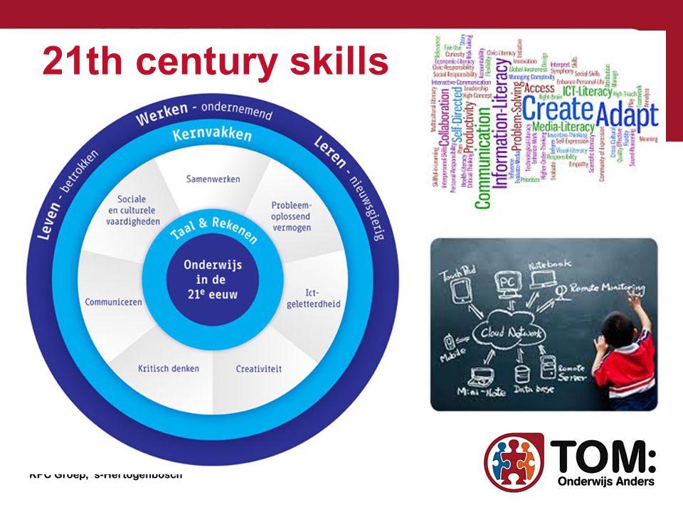 21th century skills