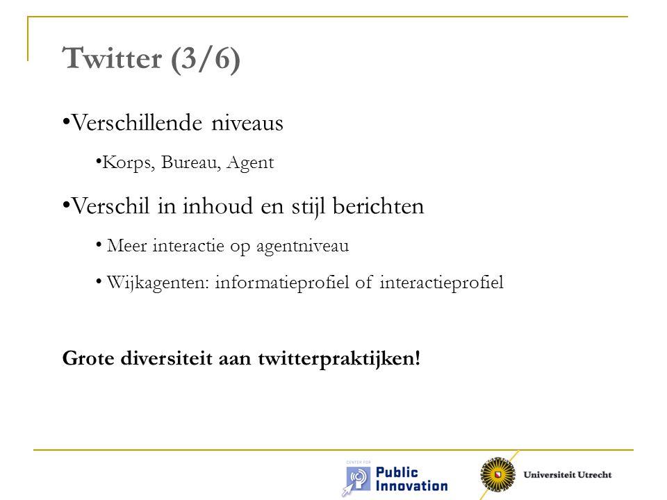 Twitter (4/6) Wat weten we over de gebruikers.