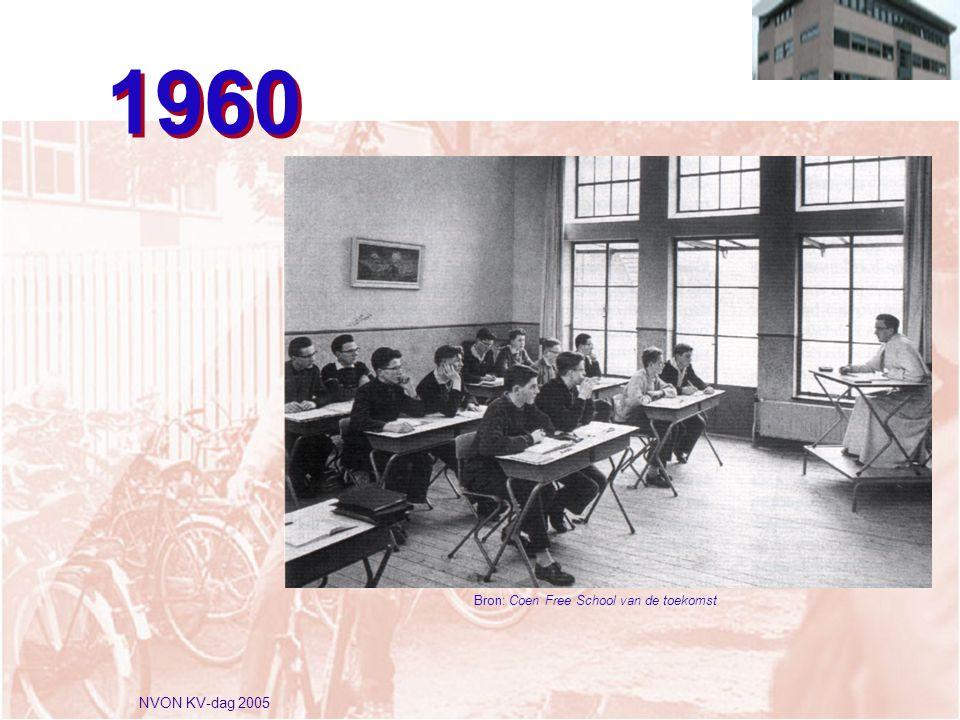 NVON KV-dag 2005 1960 Bron: Coen Free School van de toekomst