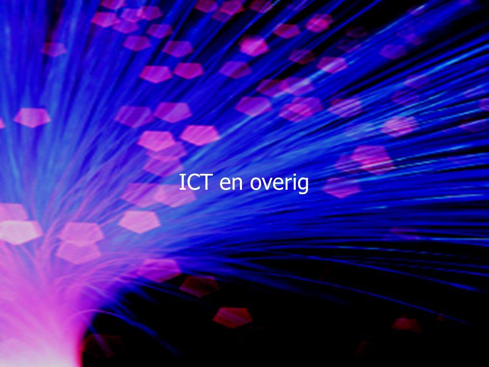 ICT en overig