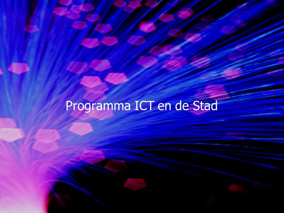 Programma ICT en de Stad