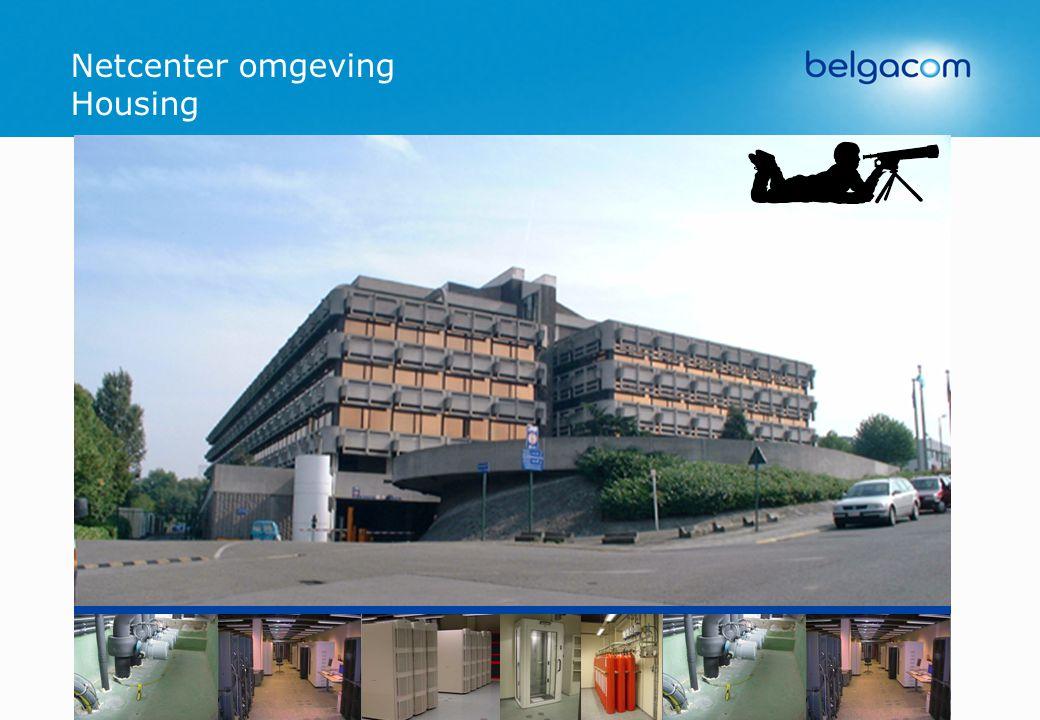 Netcenter omgeving Housing