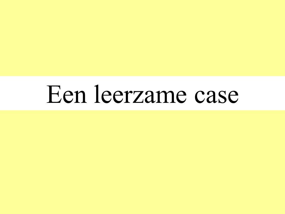 © 2013 JP van de Sande RuG Case 1 Hoogeveen, 5 november 2007: Het Kaaimanincident Met dank aan: Martin Eggens (GAGS)