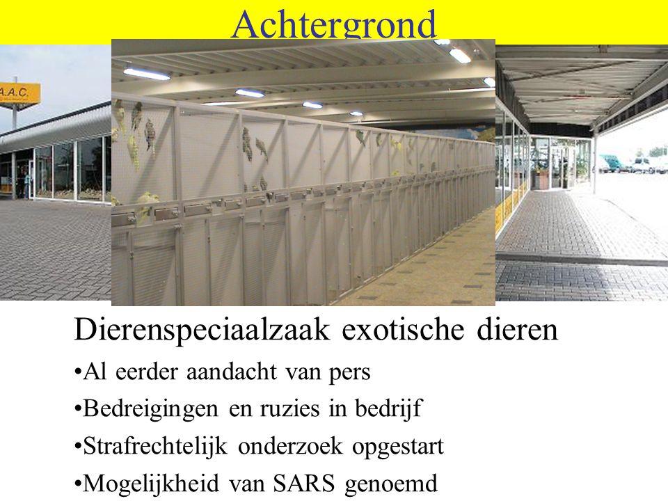 © 2006 JP van de Sande RuG Hoe reageren de 'diensten' vb Wolfheze •