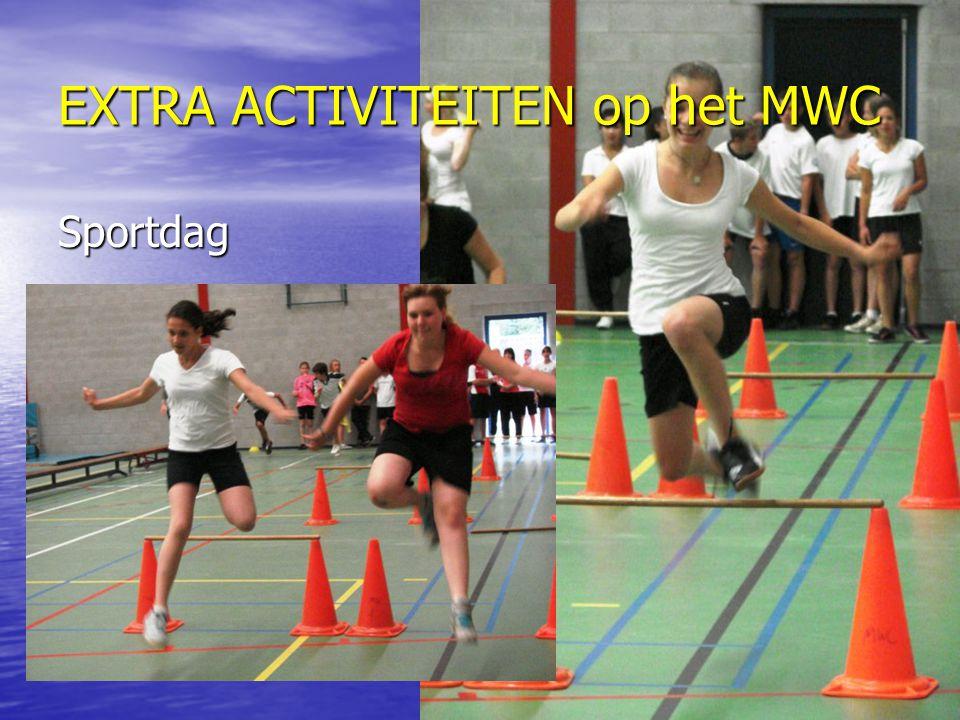 Sportdag EXTRA ACTIVITEITEN op het MWC