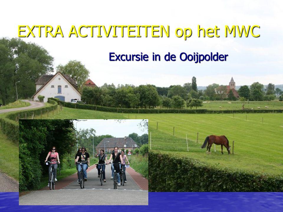 Excursie in de Ooijpolder