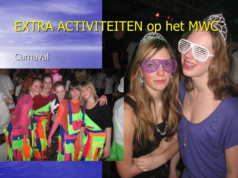 Carnaval EXTRA ACTIVITEITEN op het MWC