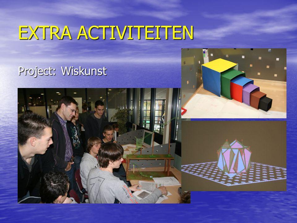 EXTRA ACTIVITEITEN Project: Wiskunst