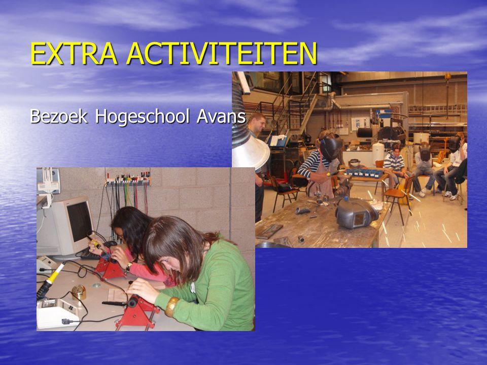 Bezoek Hogeschool Avans