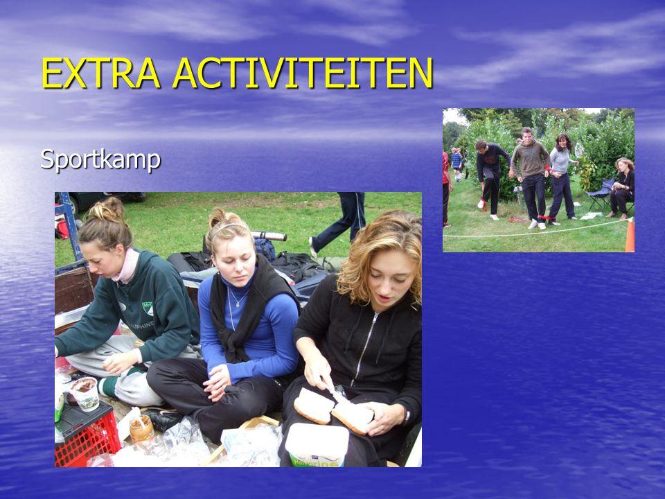 EXTRA ACTIVITEITEN Sportkamp