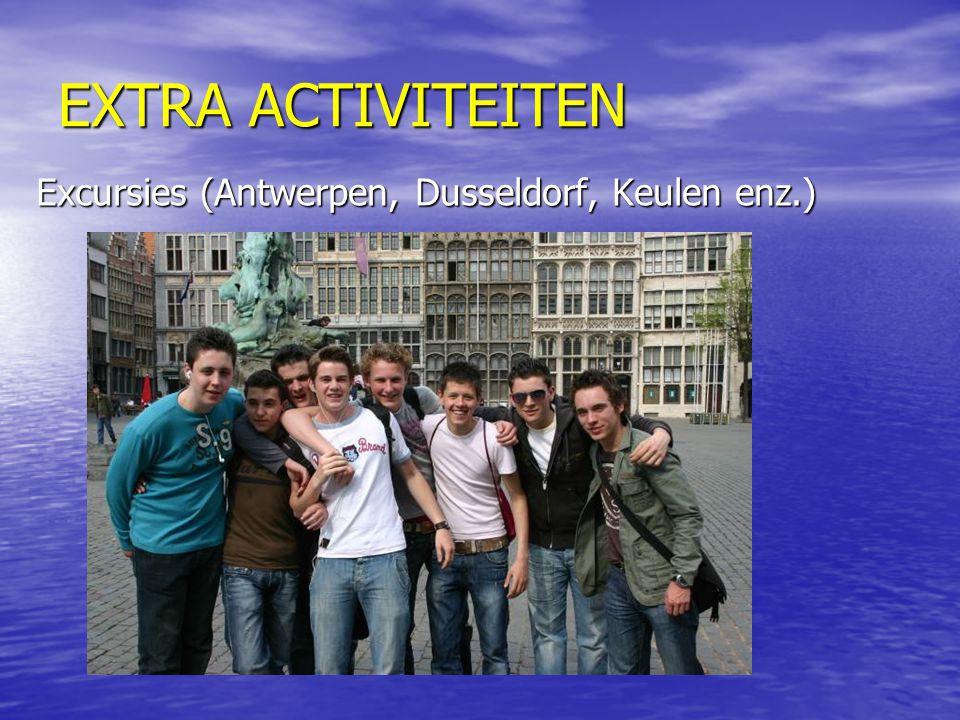Excursies (Antwerpen, Dusseldorf, Keulen enz.)