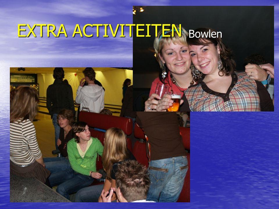 EXTRA ACTIVITEITEN Bowlen