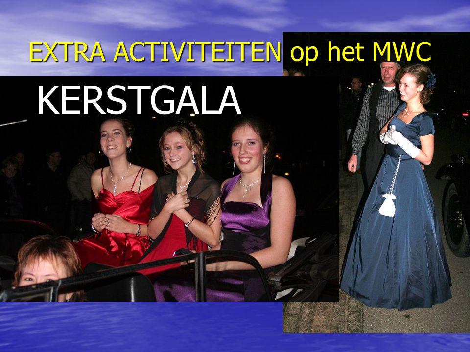 EXTRA ACTIVITEITEN op het MWC KERSTGALA
