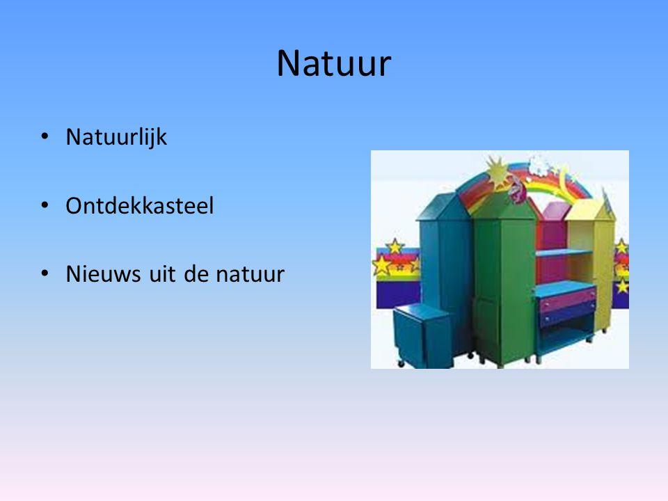 Natuur • Natuurlijk • Ontdekkasteel • Nieuws uit de natuur