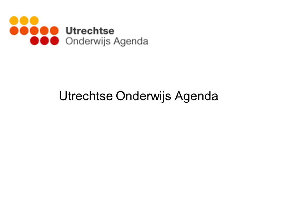 Taskforce Utrechts VMBO