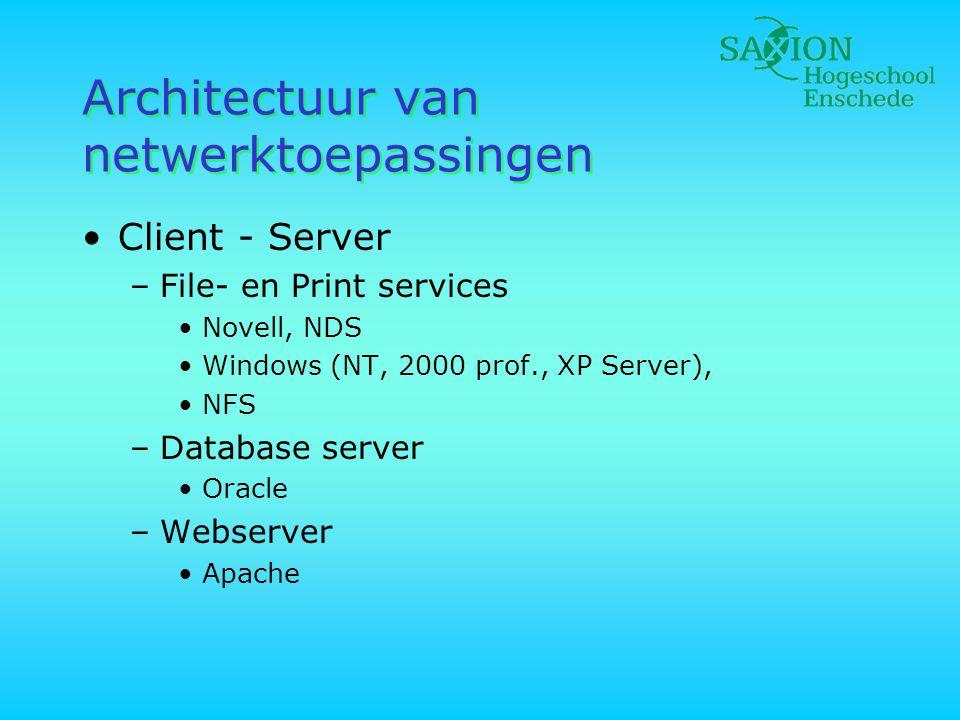 SQL, Structured Query Language •Opvraagtaal voor het benaderen van relationele databases •Standaardtaal met dialecten •Functies: –Creëren, deleten van databases –Creëren, wijzigen, deleten van tabellen –Creëren, wijzigen, deleten van records –Opvragen van data met gebruikmaking van relaties