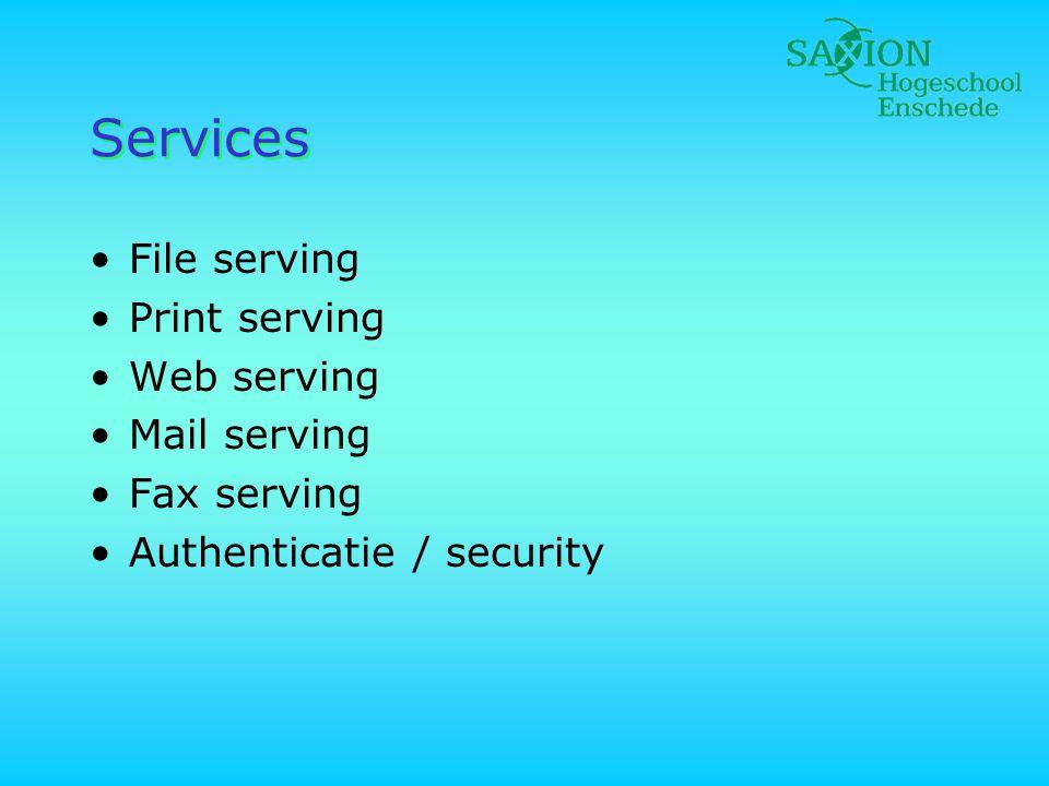 Web-toepassingen •1e Generatie websites •Interactieve websites •Database gestuurde websites •Webservices