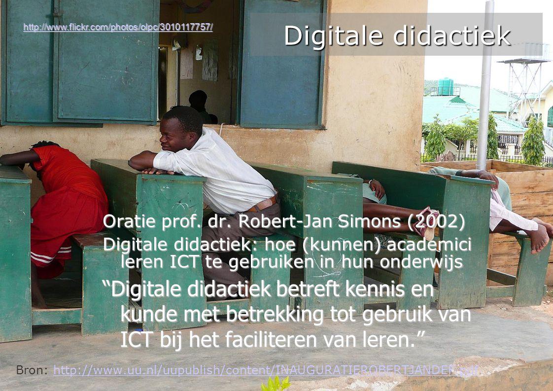 10 Vraagstukken – digitale didactiek  Hoe kunnen opdrachtformuleringen zodanig uitdagend worden gemaakt dat zij aanzetten tot samenwerking en diepgaande verwerking.