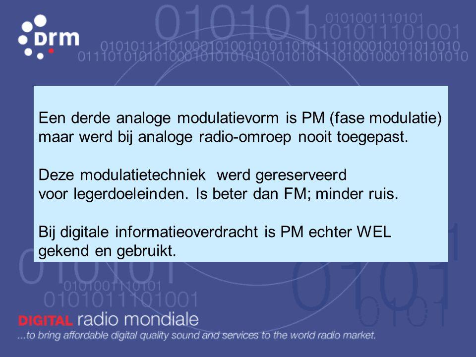 Een d é gradatie van de hoogwaardige mono FM kwaliteit:... Men moest pers é stereo geluid + RDS + achtergrondmuziek kunnen versturen met dezelfde draa