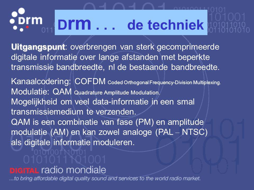 Een derde analoge modulatievorm is PM (fase modulatie) maar werd bij analoge radio-omroep nooit toegepast. Deze modulatietechniek werd gereserveerd vo