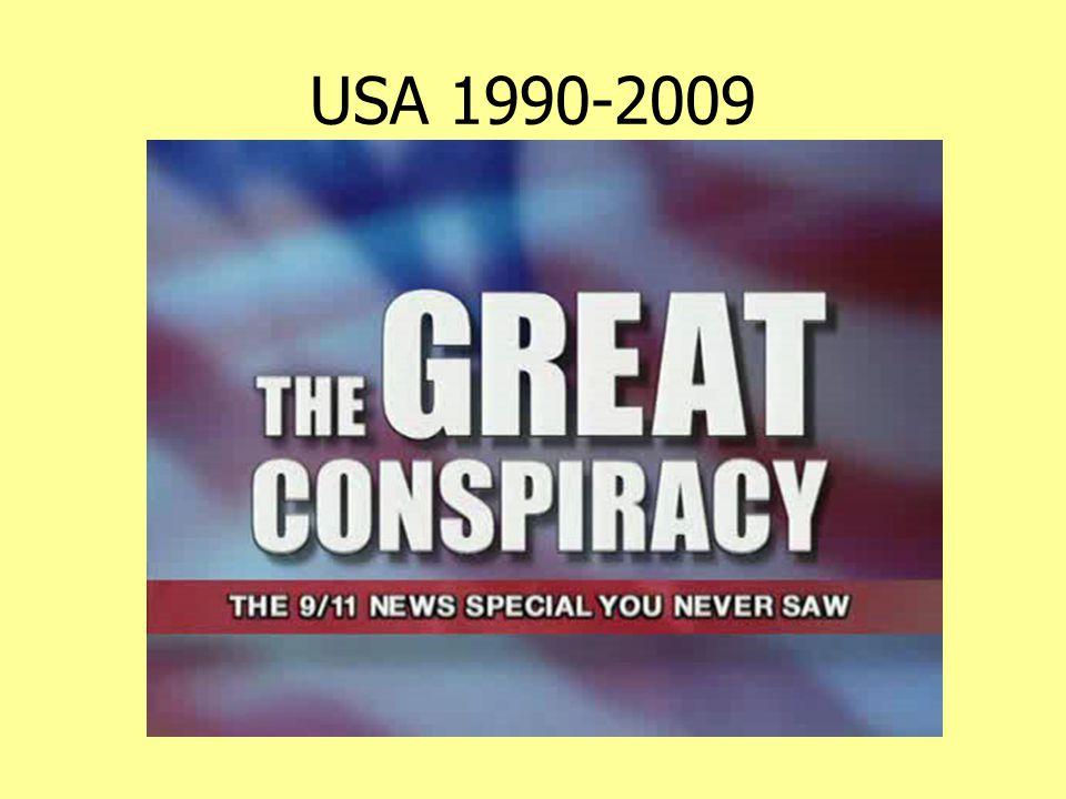 USA 1990-2009