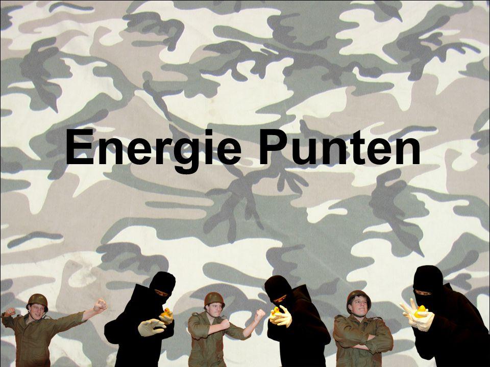 Energie Punten