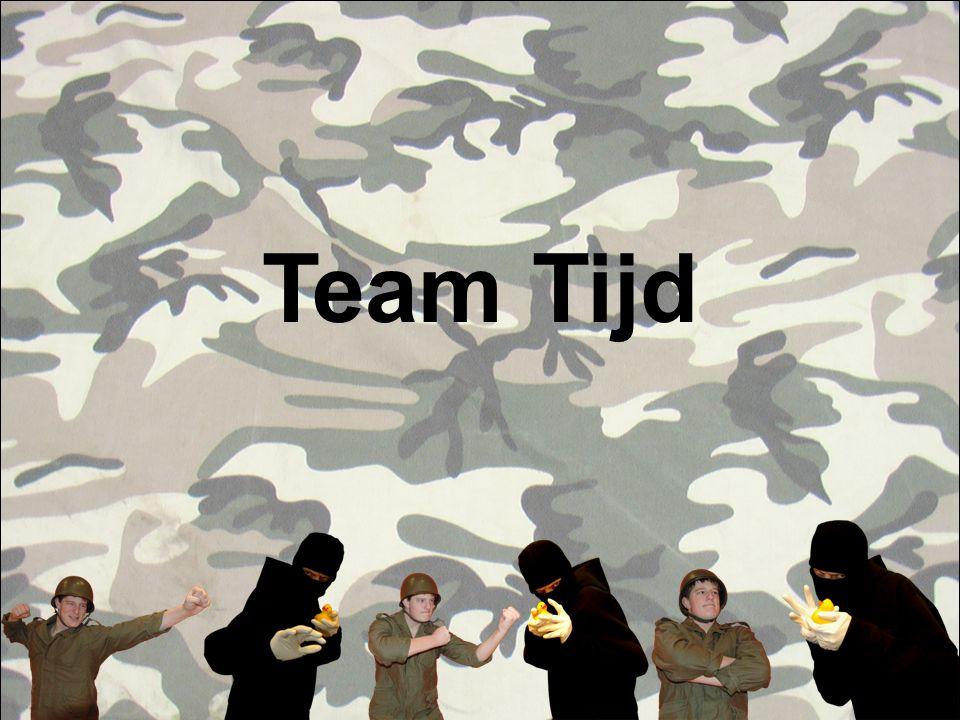 Team Tijd