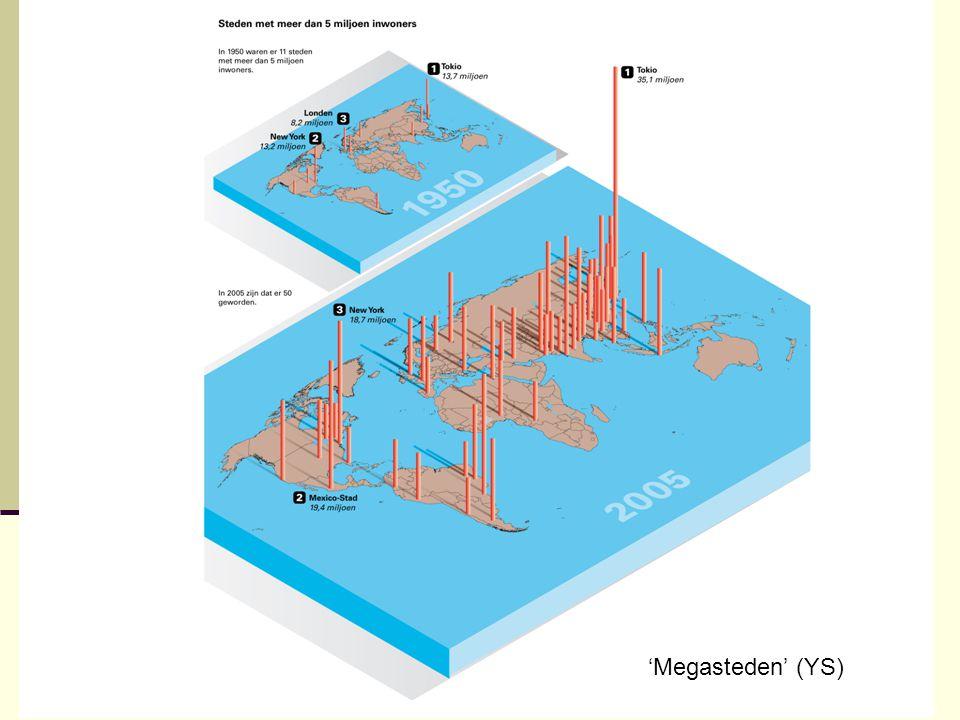 'Megasteden' (YS)
