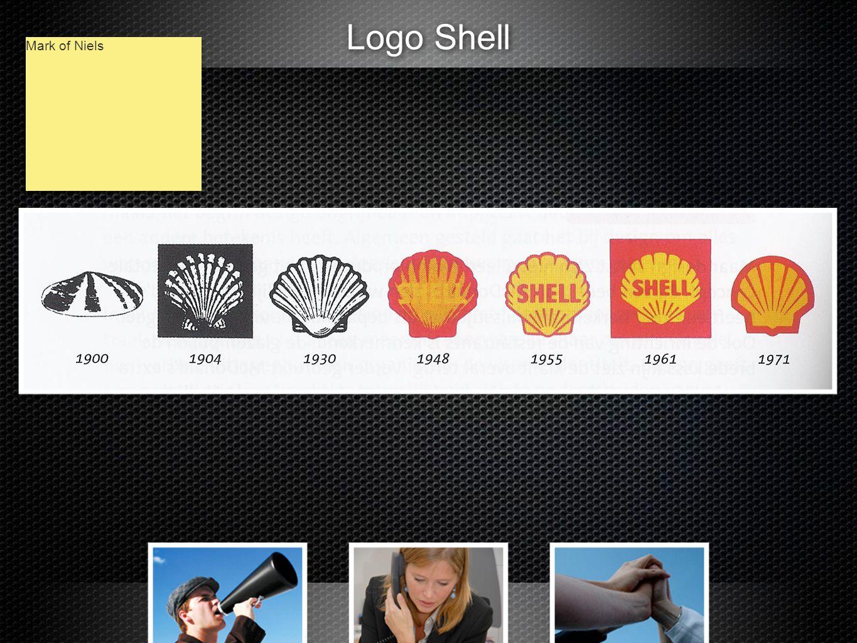 Logo Shell Mark of Niels