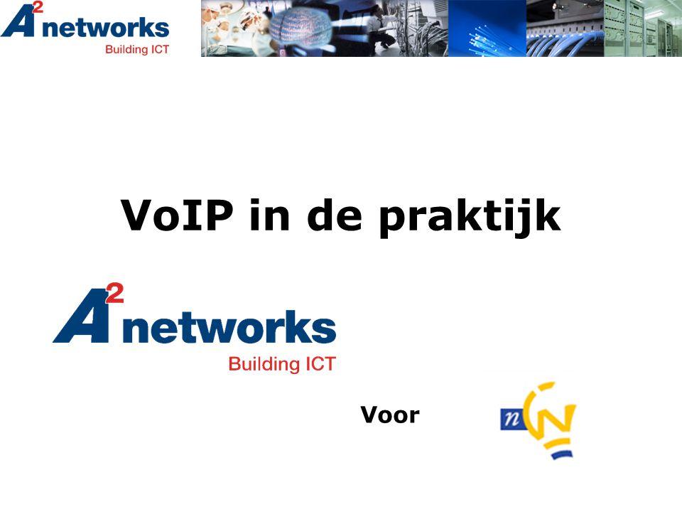 VoIP in de praktijk Voor