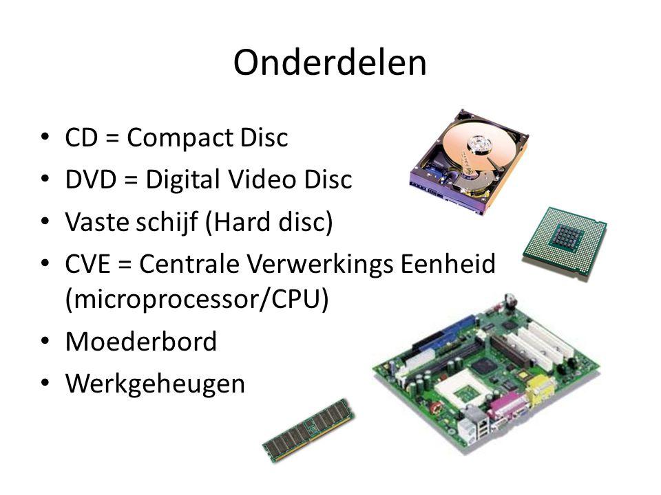 Opdracht - BIOS • Start en computer en zorg dat je in de BIOS omgeving komt (F9?)