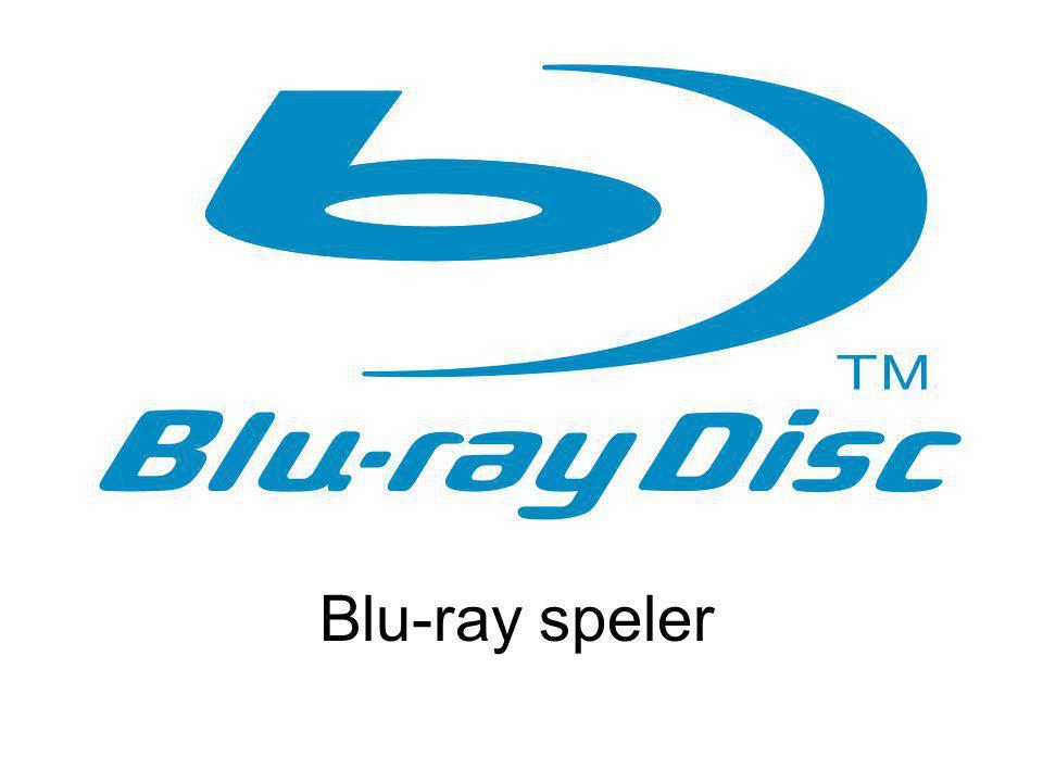 Blu-ray speler