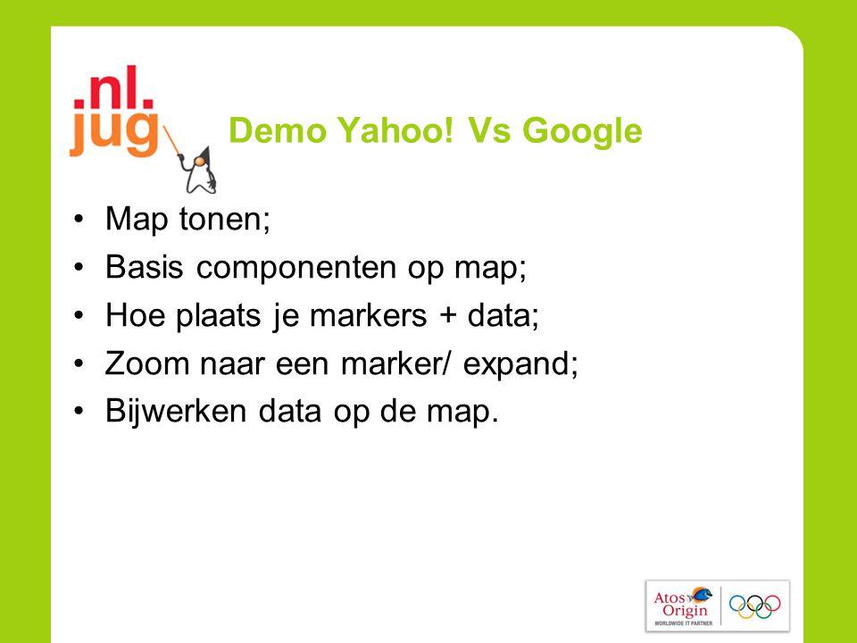 Demo Yahoo.