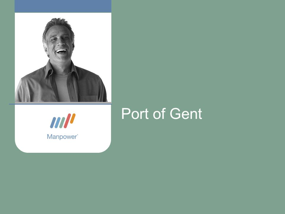 Port of Gent