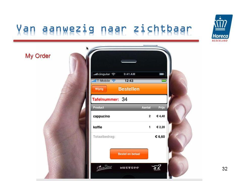 My Order 32