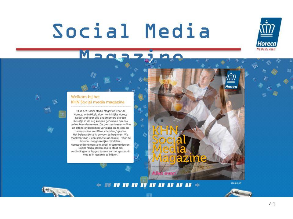41 Social Media Magazine