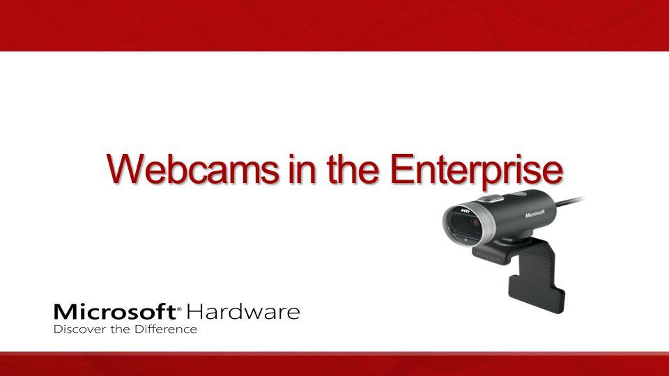 Webcams in the Enterprise