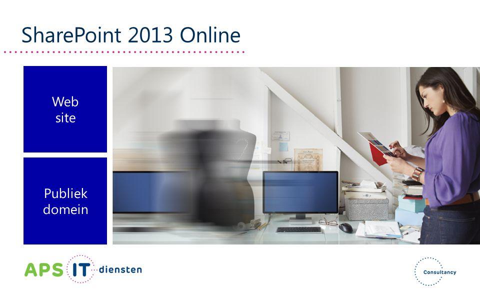 SharePoint 2013 Online