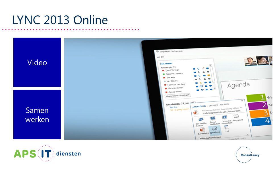 LYNC 2013 Online