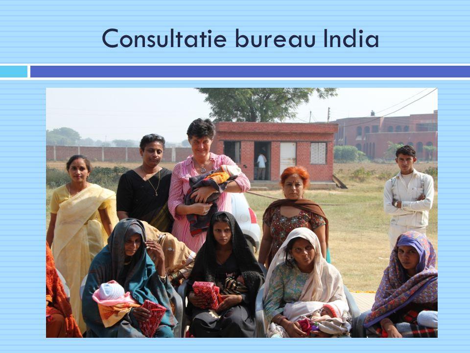Consultatie bureau India