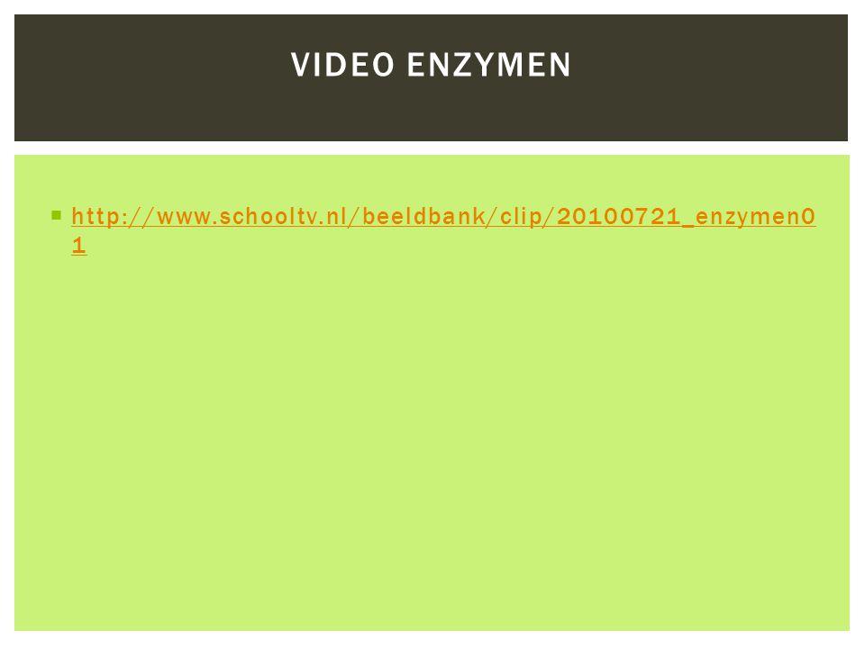  http://www.schooltv.nl/beeldbank/clip/20100721_enzymen0 1 http://www.schooltv.nl/beeldbank/clip/20100721_enzymen0 1 VIDEO ENZYMEN