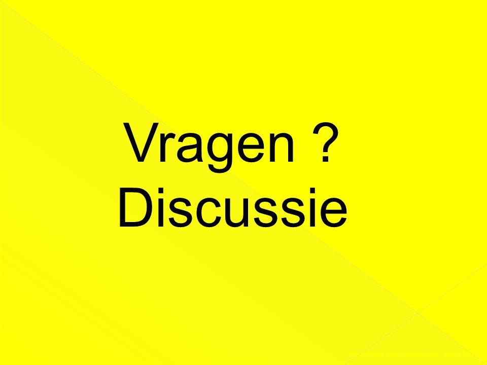Presentatie DAS-Conferentie 03-02-2011 Vragen ? Discussie